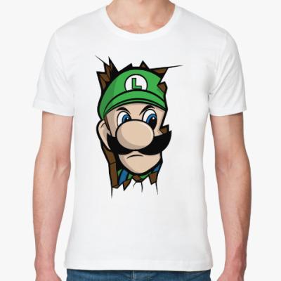 Футболка из органик-хлопка Луиджи Марио