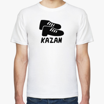 Футболка MRC Kazan Classic Logo