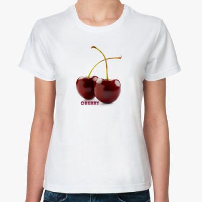 Классическая футболка Cherry