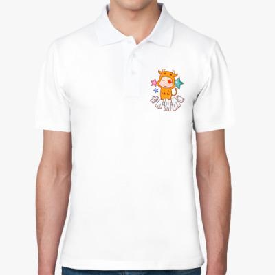 Рубашка поло Знак зодиака Телец