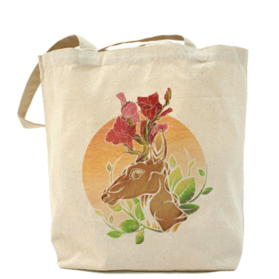 Сумка Fall Gladiolus Deer/ Осенний