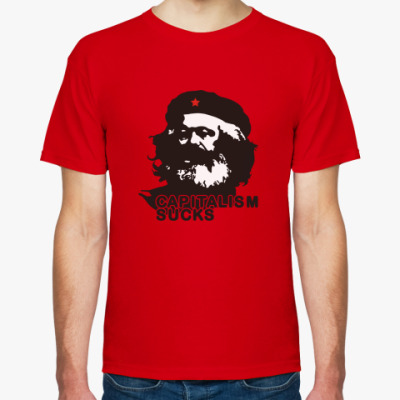 Футболка Karl Marx