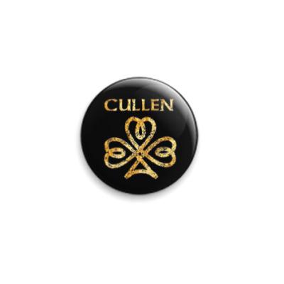 Значок 25мм Cullen sign