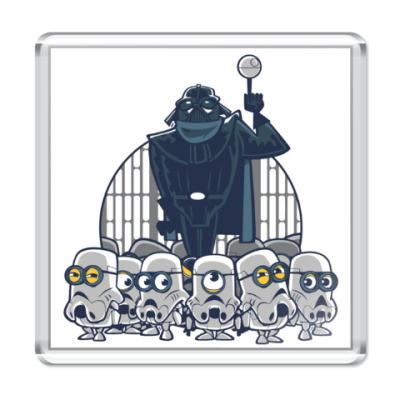 Магнит Darth Vader & Minions