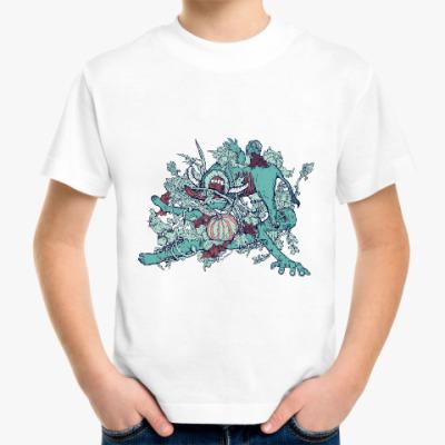 Детская футболка Industrial-Art