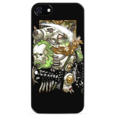 Чехол для iPhone Mortarion - Primarch of the  Death Guard Legion