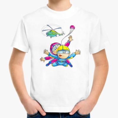 Детская футболка ТАНДЕМ