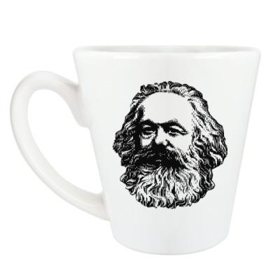 Чашка Латте Карл Маркс
