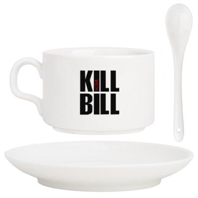 Кофейный набор Kill Bill