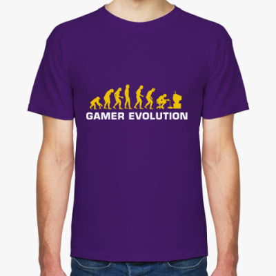 Футболка GAMER EVOLUTION