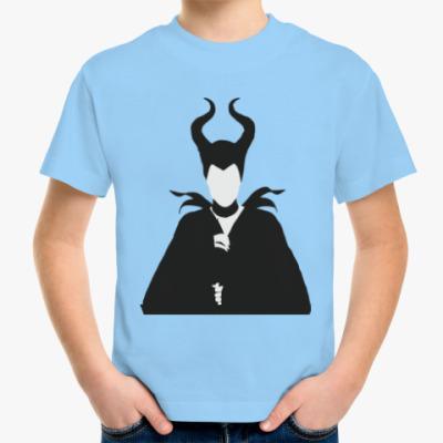 Детская футболка Maleficent