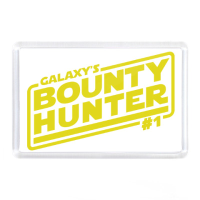 Магнит Bounty Hunter