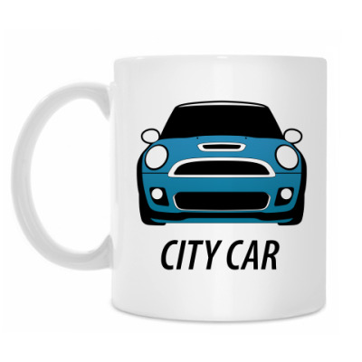 Кружка City car