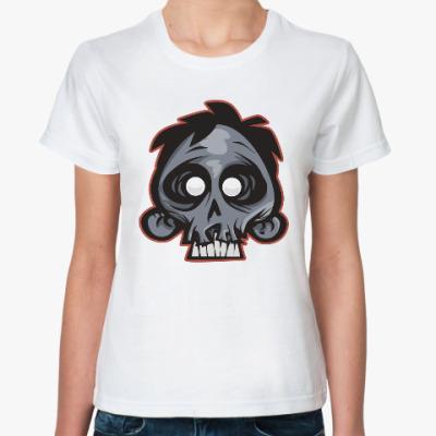 Классическая футболка Crazy Monkey