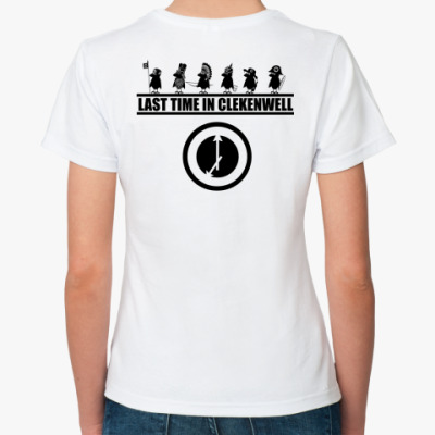 """Last Time"" футболка"