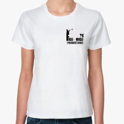 "Классическая футболка  ""Last Time"" футболка"