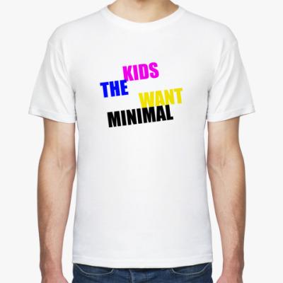Футболка Minimal