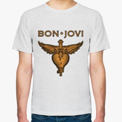 Футболка Bon Jovi