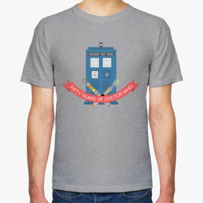 Футболка TARDIS - Doctor Who
