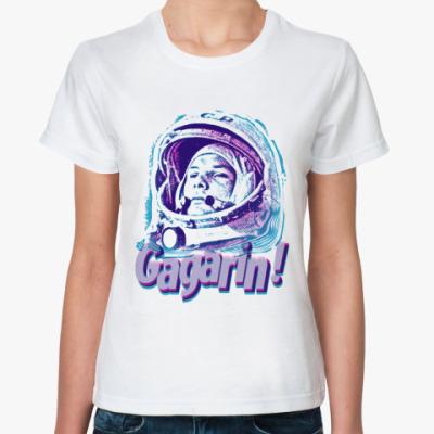 Классическая футболка Gagarin