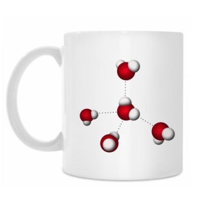 Кружка Молекулы Воды