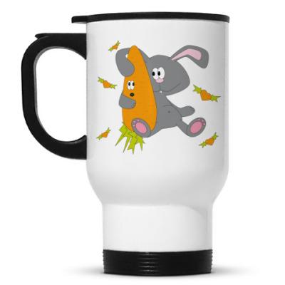 Кружка-термос Love Carrot