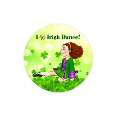 I love Irish Dance!