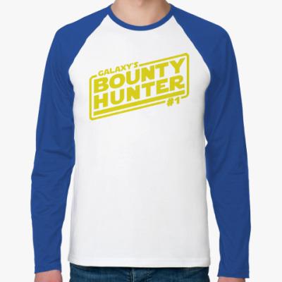 Футболка реглан с длинным рукавом Bounty Hunter