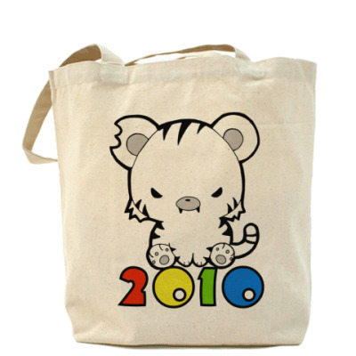 Сумка 2010 Холщовая сумка