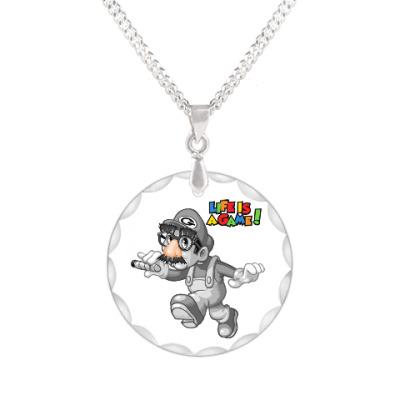 Кулон Марио - жизнь игра