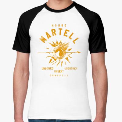 Футболка реглан House Martell
