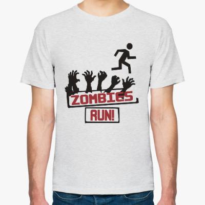 Футболка Zombies Run