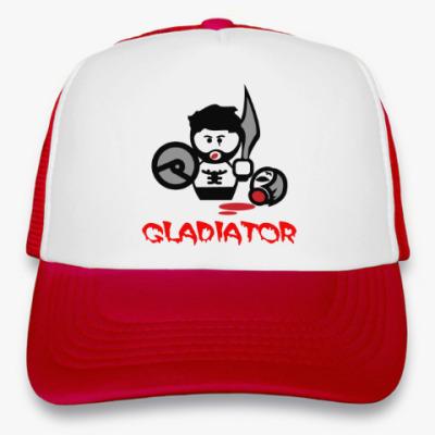 Кепка-тракер Гладиатор