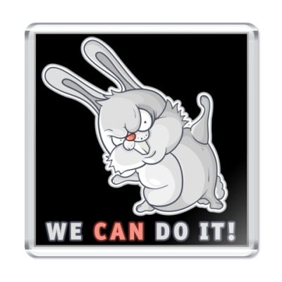 Магнит  White Rabbit