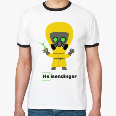 Футболка Ringer-T Heisendinger