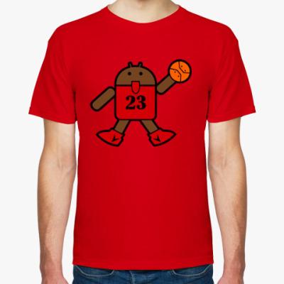 Футболка Jordan Android
