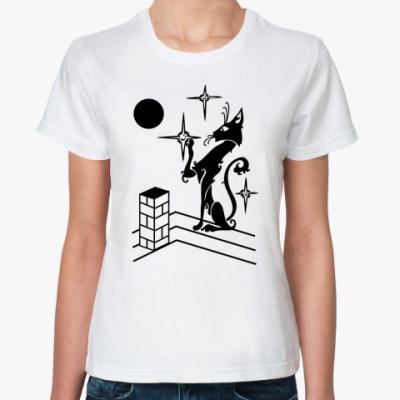 Классическая футболка   Романтика