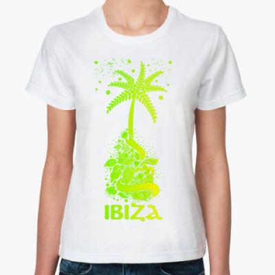 Классическая футболка Ibiza