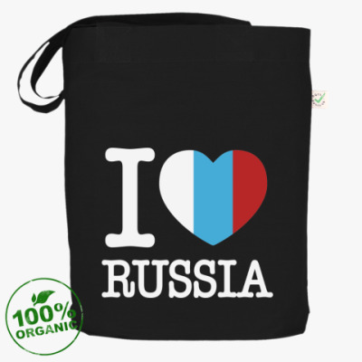 Сумка I love Russia