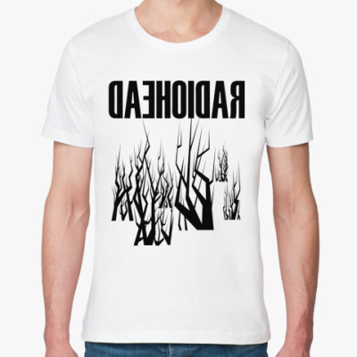 Футболка из органик-хлопка Radiohead