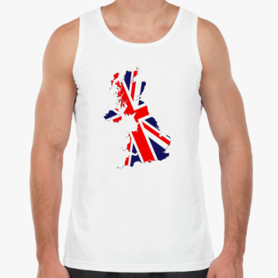 Майка  Британский флаг