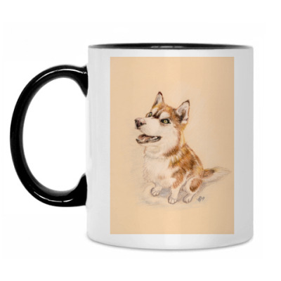Кружка Собака