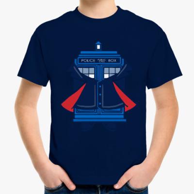 Детская футболка Двенадцатый Доктор
