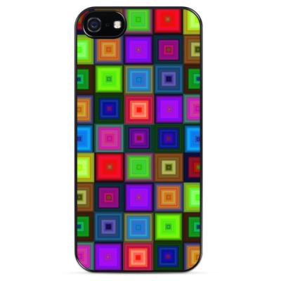 Чехол для iPhone Кристалл