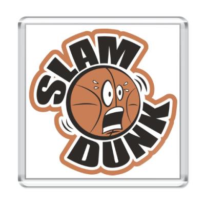 Магнит Slam Dunk