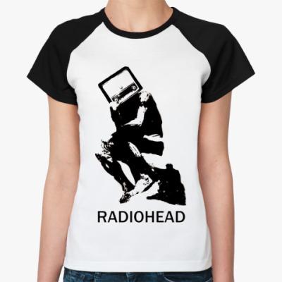 Женская футболка реглан RH mnmnt  Ж ()