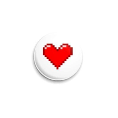 Значок 25мм  ICQ Статус #31