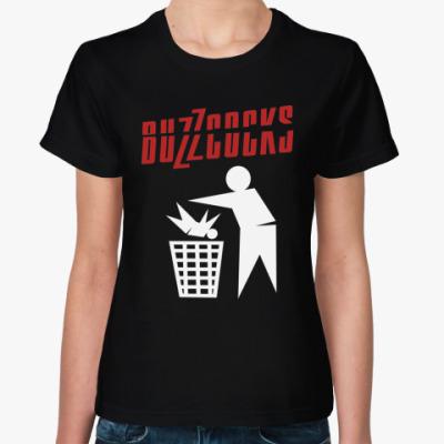 Женская футболка Buzzcocks