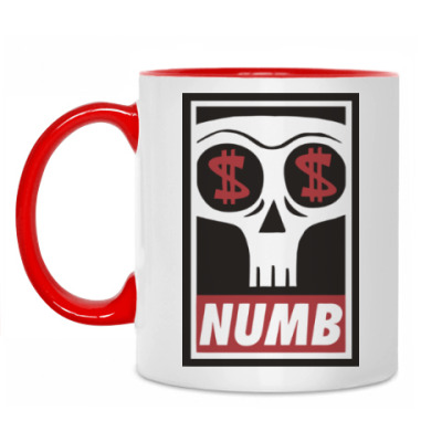 Кружка Numb