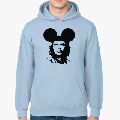 Толстовка худи  Mickey Mouse Che Guevara